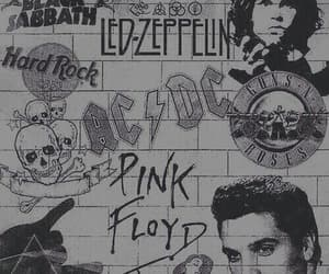 rock, Pink Floyd, and led zeppelin image