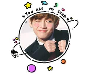 v, wallpapers, and you are my star image
