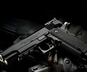 gun and weapon image