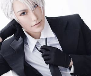 anime, cosplay, and victor image
