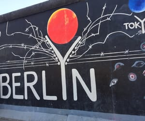 berlin, photography, and east side gallery image