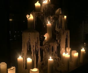 aesthetic and candles image