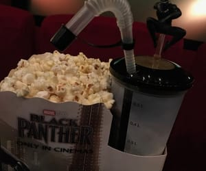 black panther, food, and panther image