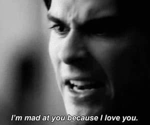 love, the vampire diaries, and damon image
