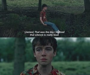 james, teotfw, and quotes image