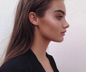 beauty, fashion, and highlight image