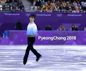 figure skating, gif, and olympics image