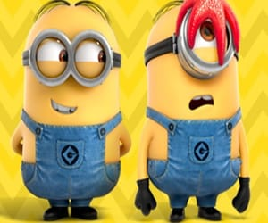 background, lol, and minion image