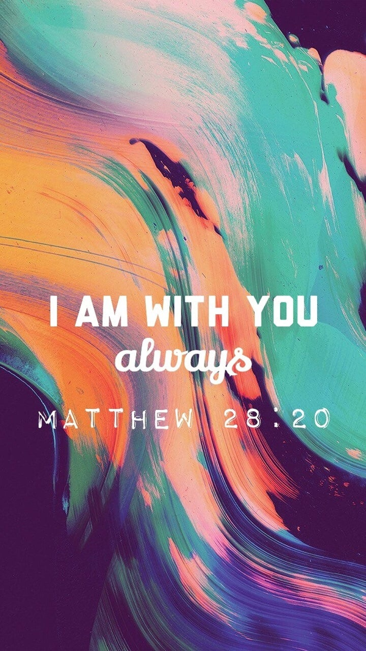 Scripture Lock Screen Wallpaper Christian On We Heart It