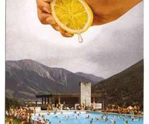 art and lemon image