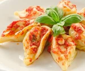 food, pasta, and Sardinia image