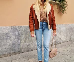 denim, jacket, and style image