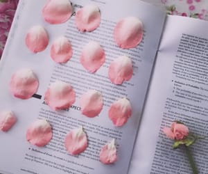 amazing, book, and flower image