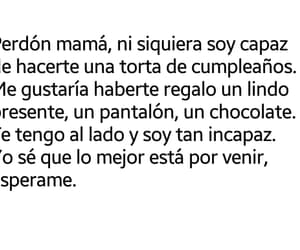 deseo, frases, and mama image