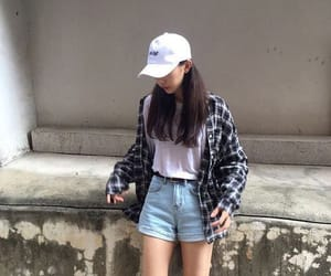 korean, style, and aesthetic image