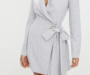 blazer and dress image