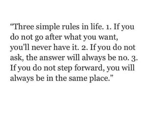 quotes, rules, and life image