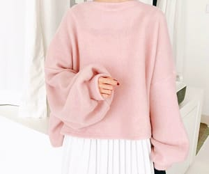 baby pink, fashion, and style image