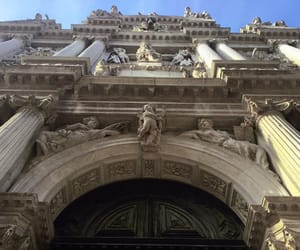 architecture, easel, and italie image