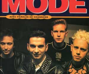 depeche, depeche mode, and mode image