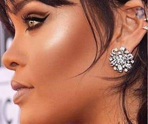 beautiful, eyes, and make up image