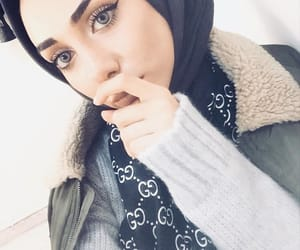 hijab, clothes, and fashion image