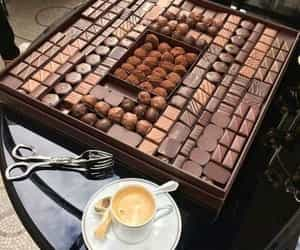 sweet and chocolate image