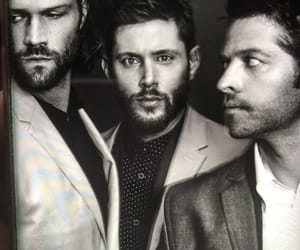 actors, brothers, and mishacollins image