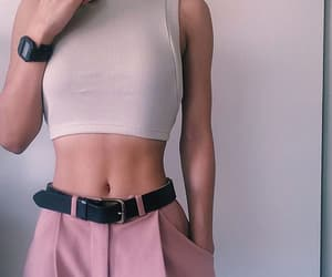 abs, watch, and belt image