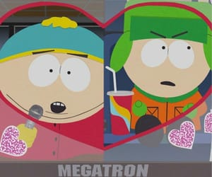 cartman, eric, and kyle image