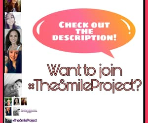 project, smile, and thesmileproject image