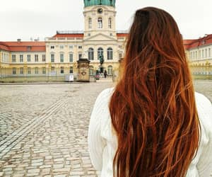beauty, berlin, and brunette image