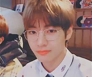 v, bts, and kim taehyung image