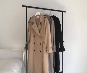 coat, rack, and room image