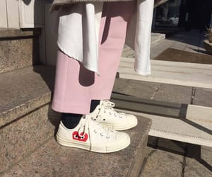 aesthetic, pink, and fashion image