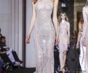 Atelier Versace, haute couture gowns, and long dresses image