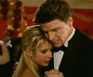 buffy and bangel image