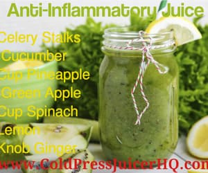 juice cleanse and green juice recipe image