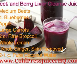juice cleanse, juicing recipes, and berry juice image