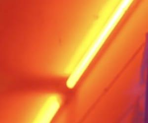 fluorescent light, music video, and mv image