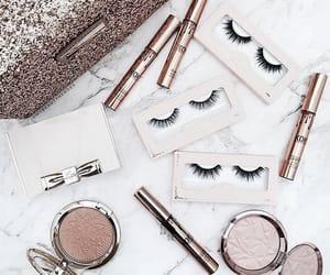 girl fashion style, cosmetics lips eyes, and girly inspiration image