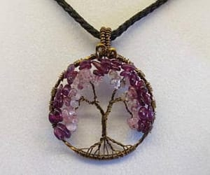 etsy, artisan jewelry, and tree of life jewelry image