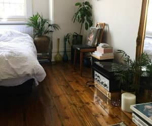 bedroom, decor, and indie image