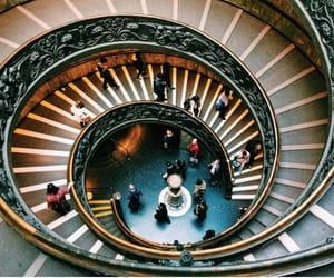 arquitetura, escada, and museum image