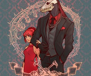 mahoutsukai no yome, anime, and the ancient magus bride image