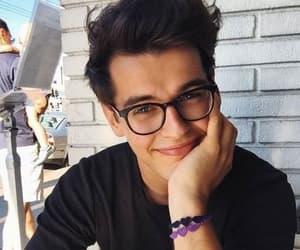 boy, glasses, and blake steven image