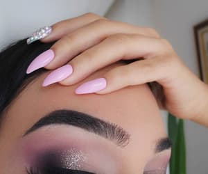 cosmetic, fashion, and makeup image