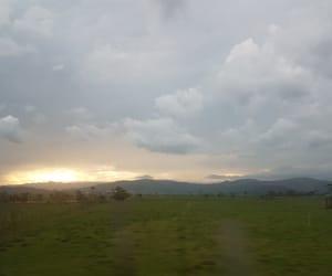 nature, sun, and peace image