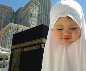 girl, mecca, and islam image