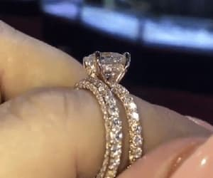 gif, rings, and promise ring image
